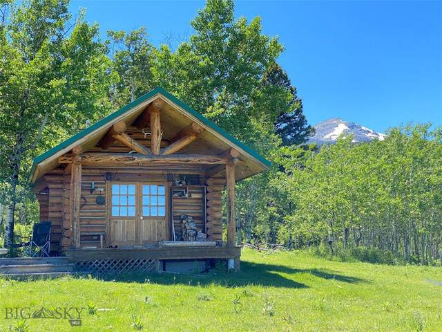 121 S Aurora Creek Road S #121, McAllister, MT 59740 (MLS #346810) :: Black Diamond Montana