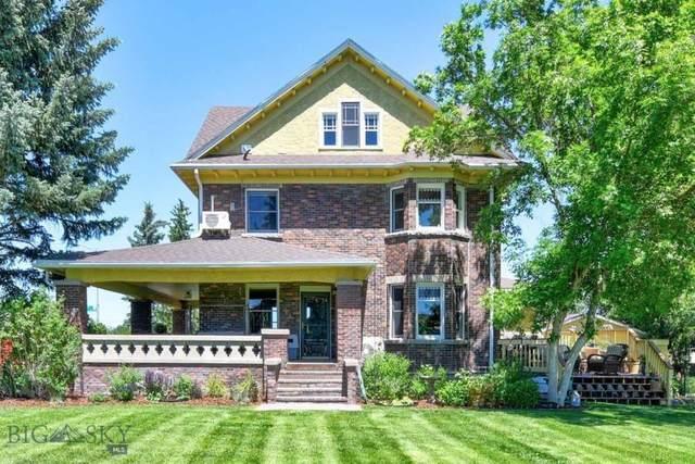 1205 Beaverhead Road, Helena, MT 59602 (MLS #346814) :: Hart Real Estate Solutions