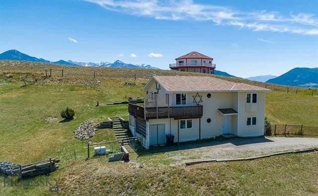1005 Ridgeway, Livingston, MT 59047 (MLS #346815) :: Hart Real Estate Solutions