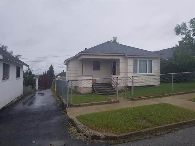 1004 W Empire Street, Butte, MT 59701 (MLS #346826) :: Hart Real Estate Solutions