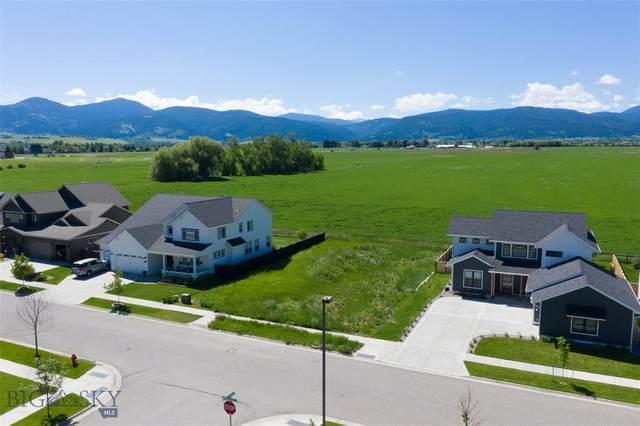 1406 Alder Creek Drive, Bozeman, MT 59715 (MLS #346835) :: Hart Real Estate Solutions