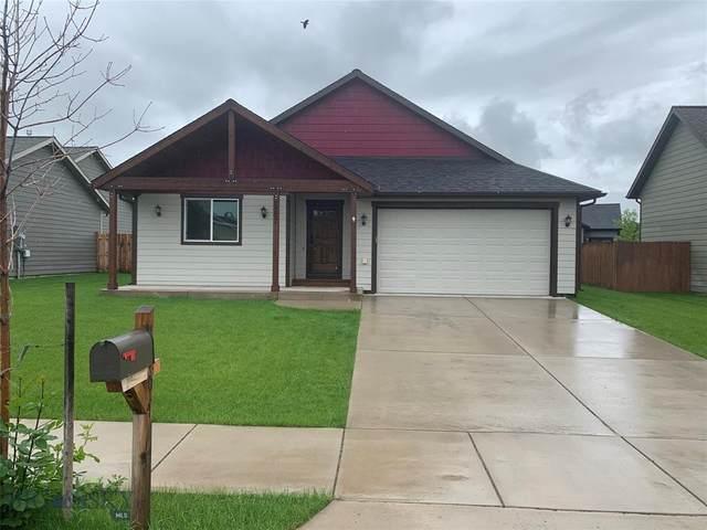 1307 Wyoming, Belgrade, MT 59714 (MLS #346840) :: Hart Real Estate Solutions