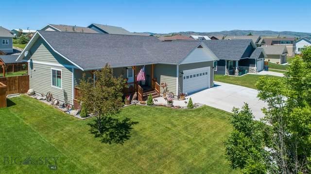 1221 Wildflower Trail, Livingston, MT 59047 (MLS #346850) :: Hart Real Estate Solutions