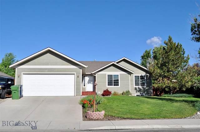 605 Nova Dr., Livingston, MT 59047 (MLS #346859) :: Hart Real Estate Solutions