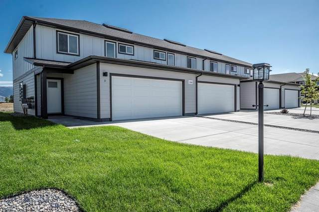 600 Halfpipe Unit D, Belgrade, MT 59714 (MLS #346863) :: Montana Life Real Estate