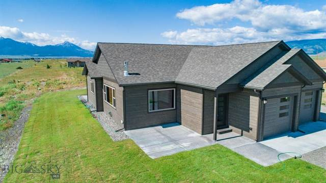 9 Caledonia Road, Emigrant, MT 59027 (MLS #346864) :: Montana Home Team