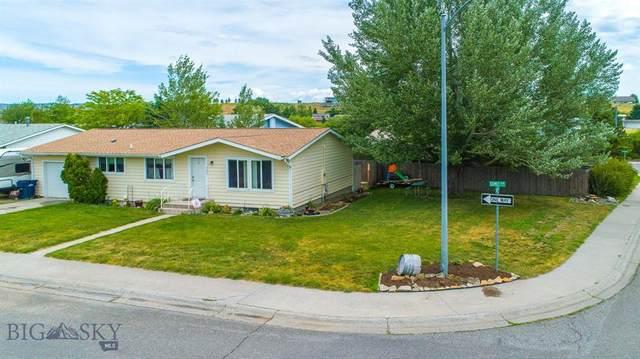 602 Comet Blvd, Livingston, MT 59047 (MLS #346865) :: Hart Real Estate Solutions