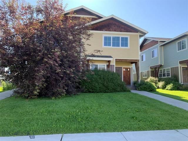 374 Kimball B, Bozeman, MT 59718 (MLS #346887) :: Hart Real Estate Solutions