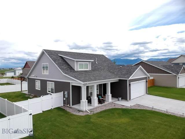 65 Knadler Drive, Bozeman, MT 59718 (MLS #346899) :: Hart Real Estate Solutions