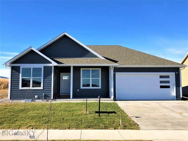 2603 Meriwether Drive N., Livingston, MT 59047 (MLS #346903) :: Hart Real Estate Solutions