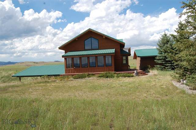 145 N Ennis Lake Road, McAllister, MT 59729 (MLS #346915) :: Hart Real Estate Solutions