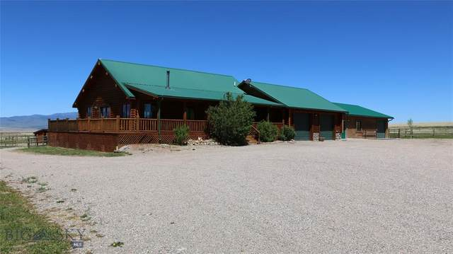 18 E Stearman Lane, Ennis, MT 59729 (MLS #346916) :: Black Diamond Montana