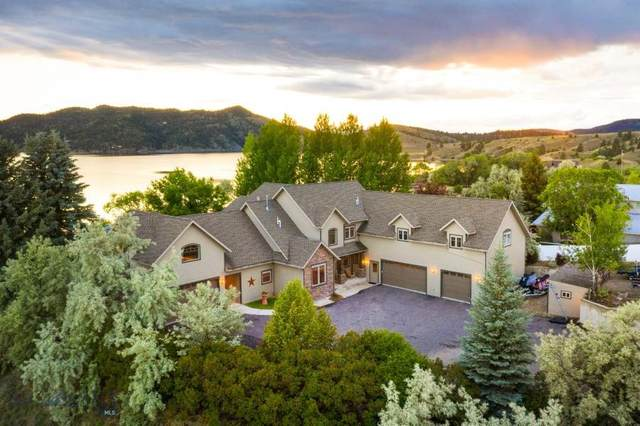 3934 E Shore Drive Drive, Helena, MT 59602 (MLS #346920) :: Montana Life Real Estate