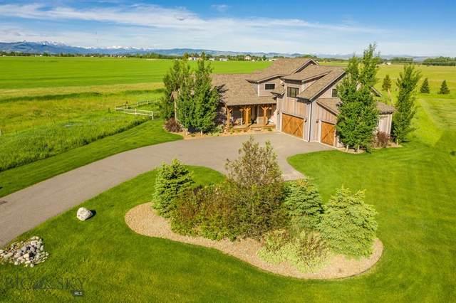 487 Sir Arthur Drive, Bozeman, MT 59718 (MLS #346928) :: Montana Home Team