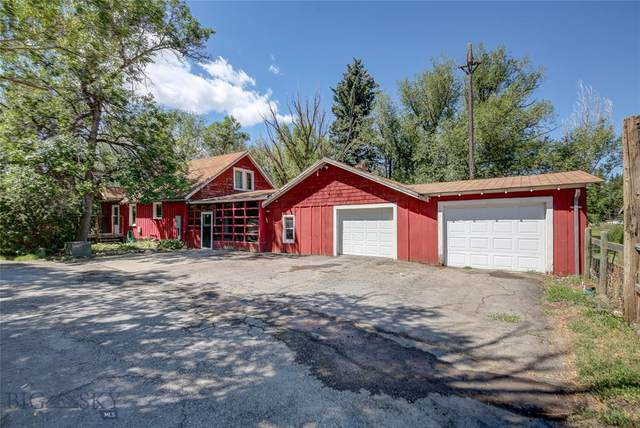 77 Willow Drive, Livingston, MT 59047 (MLS #346948) :: Hart Real Estate Solutions