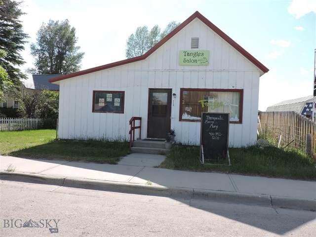 210 S Main Street, Twin Bridges, MT 59729 (MLS #346950) :: Black Diamond Montana
