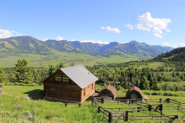 429 Grizzly Meadow Road, Emigrant, MT 59027 (MLS #346954) :: Hart Real Estate Solutions