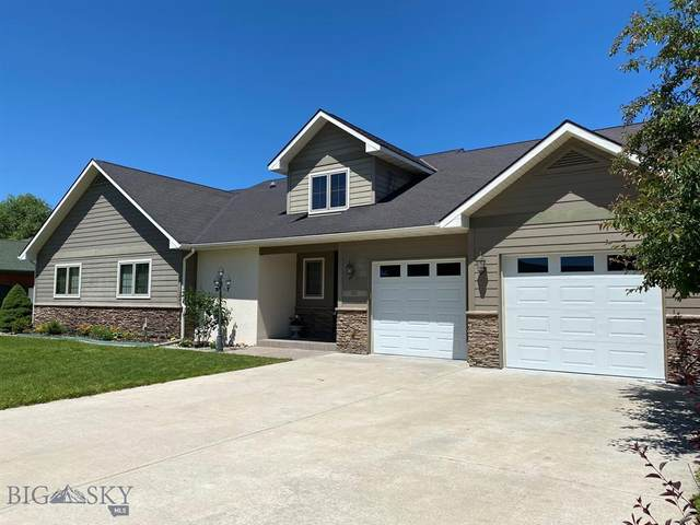 1017 Boylan Road, Bozeman, MT 59715 (MLS #346967) :: Hart Real Estate Solutions