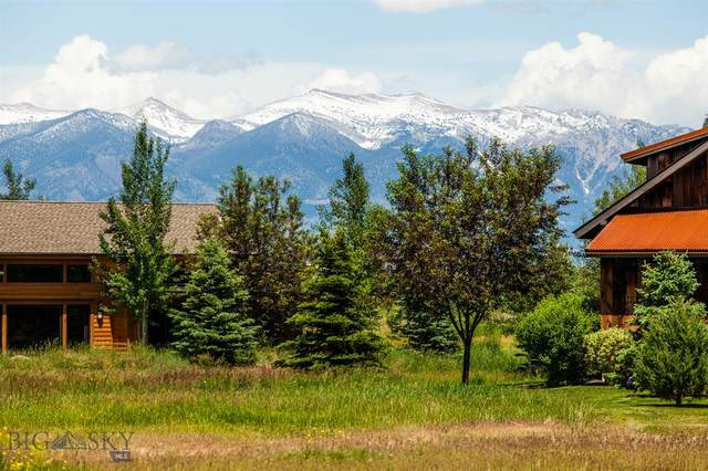 Lot 113 Bold Driver, Bozeman, MT 59715 (MLS #346980) :: Montana Home Team