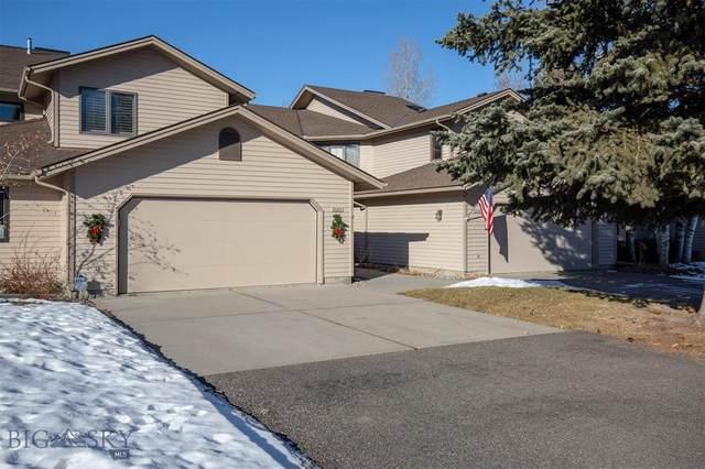 102 Gallatin Drive C, Bozeman, MT 59718 (MLS #347010) :: Hart Real Estate Solutions