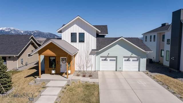 834 Auger Lane, Bozeman, MT 59718 (MLS #347027) :: Black Diamond Montana