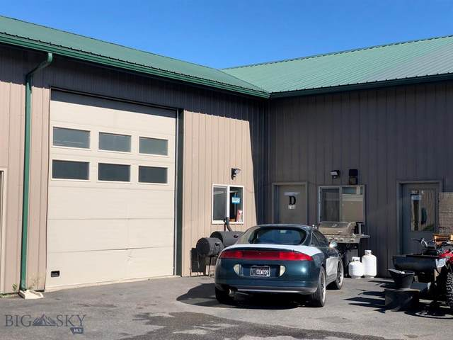 23 High K Street Unit D, Belgrade, MT 59714 (MLS #347033) :: Black Diamond Montana
