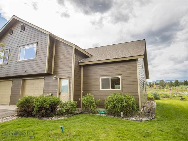 495 Firelight Dr, Big Sky, MT 59716 (MLS #347035) :: Black Diamond Montana