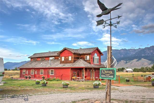 55 Querencia Drive, Livingston, MT 59047 (MLS #347063) :: Black Diamond Montana