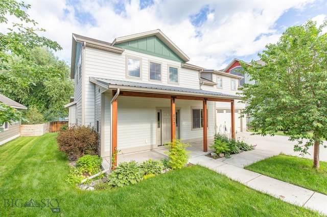 877 Jessie Way, Bozeman, MT 59715 (MLS #347102) :: Hart Real Estate Solutions