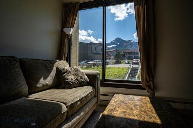 21 Sitting Bull Road #1324, Big Sky, MT 59716 (MLS #348129) :: Black Diamond Montana
