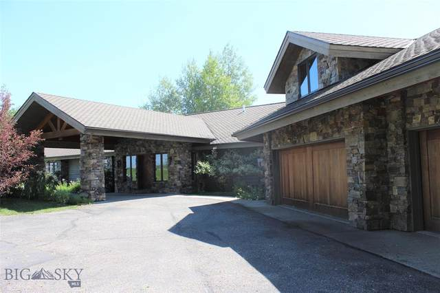 1783 Star Ridge Road, Bozeman, MT 59715 (MLS #348133) :: Black Diamond Montana