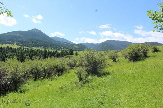 TBD Star Ridge Road, Bozeman, MT 59715 (MLS #348135) :: Hart Real Estate Solutions