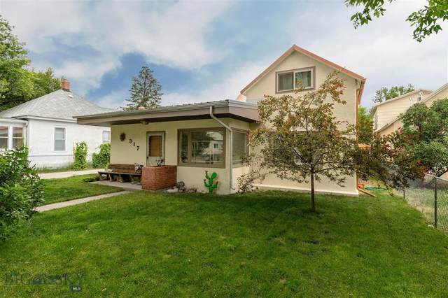 317 S E Street, Livingston, MT 59047 (MLS #348137) :: Black Diamond Montana