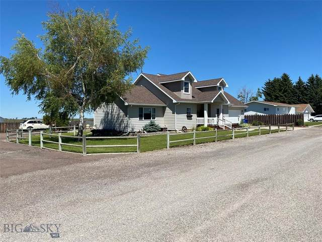 701 3rd Avenue N, Fairfield, MT 59436 (MLS #348146) :: Hart Real Estate Solutions