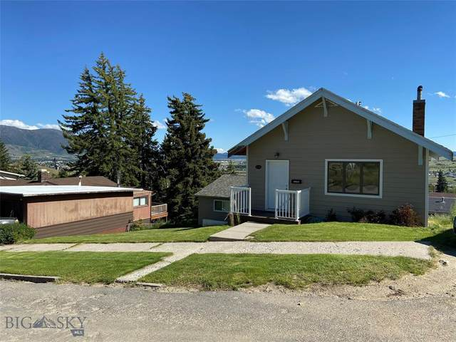 1246 W Silver, Butte, MT 59701 (MLS #348179) :: Hart Real Estate Solutions