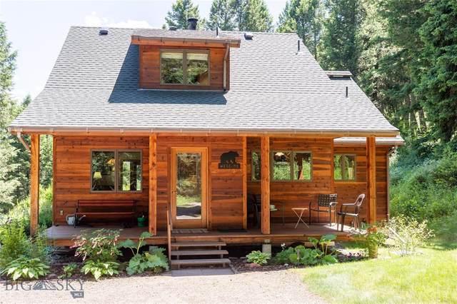 140 Swift River Lane, Gallatin Gateway, MT 59730 (MLS #348180) :: Hart Real Estate Solutions