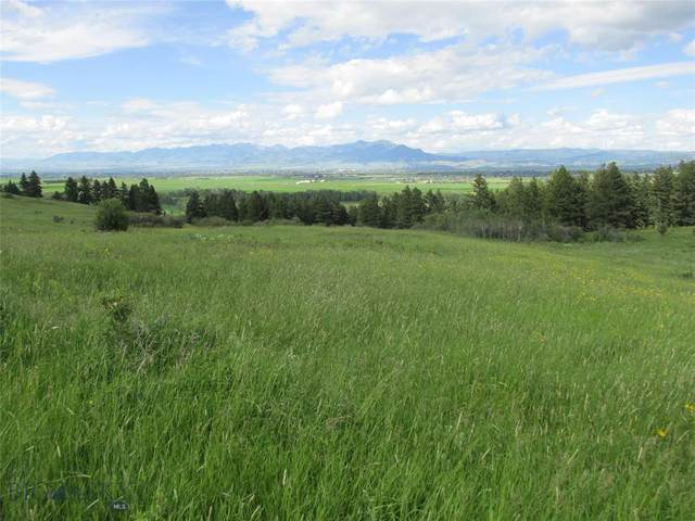 TBD Kundert Lane, Bozeman, MT 59718 (MLS #348194) :: Hart Real Estate Solutions