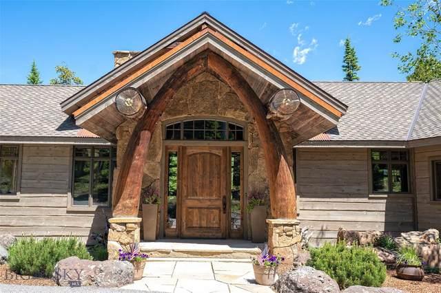 83 Peaks View Drive, Big Sky, MT 59718 (MLS #348199) :: Black Diamond Montana