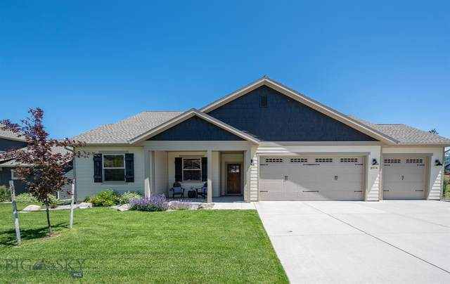 3274 S 26th Ave, Bozeman, MT 59718 (MLS #348202) :: Hart Real Estate Solutions