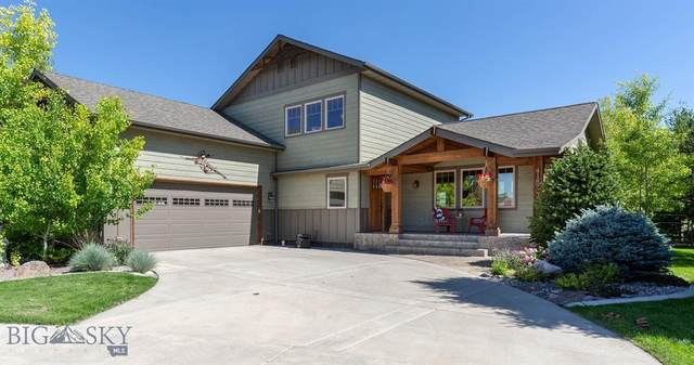 4149 Clydesdale Court, Bozeman, MT 59718 (MLS #348204) :: Hart Real Estate Solutions