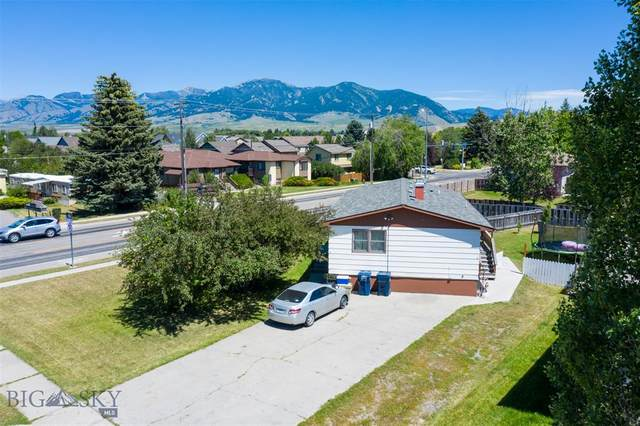 1526 W Durston Road, Bozeman, MT 59715 (MLS #348209) :: Hart Real Estate Solutions