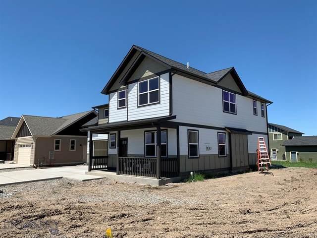 15 Knowles Peak Court, Bozeman, MT 59718 (MLS #348217) :: Hart Real Estate Solutions