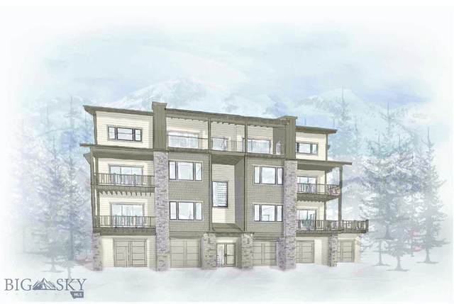 TBD Slalom Trail, #1444, Big Sky, MT 59716 (MLS #348240) :: Montana Home Team