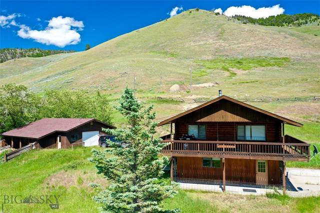 34 Expedition Road S, Cameron, MT 59720 (MLS #348253) :: L&K Real Estate