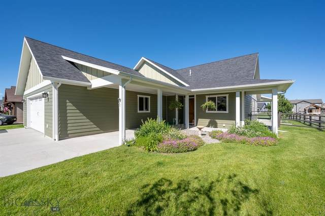 150 Pattee Trail, Bozeman, MT 59718 (MLS #348258) :: Montana Life Real Estate