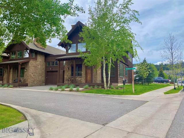 #5 Trotwood Circle, Big Sky, MT 59716 (MLS #348262) :: Hart Real Estate Solutions