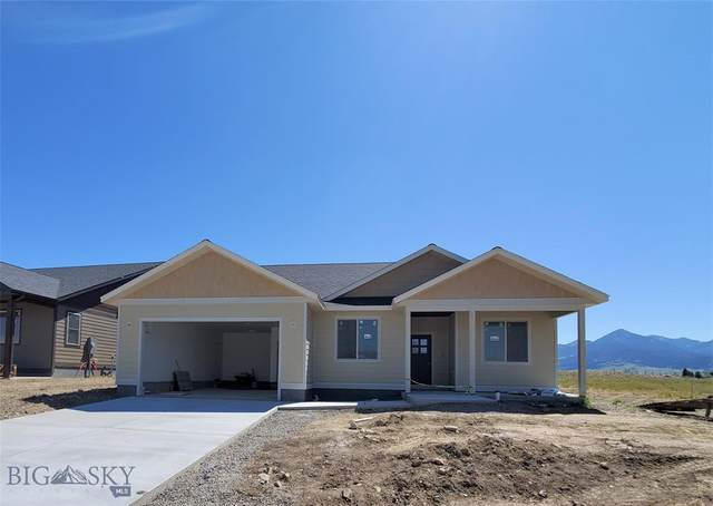 1110 Prairie Drive, Livingston, MT 59047 (MLS #348286) :: Black Diamond Montana