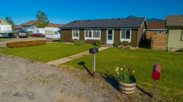 1201 W Reservoir Street, Livingston, MT 59047 (MLS #348321) :: L&K Real Estate