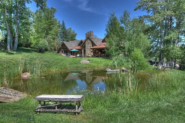 284 S Meadow Creek Road, McAllister, MT 59740 (MLS #348322) :: Black Diamond Montana