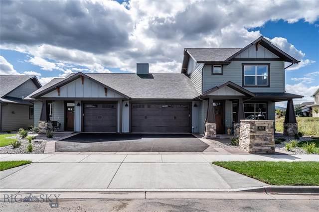 2160 Dennison Lane, Bozeman, MT 59715 (MLS #348333) :: Hart Real Estate Solutions
